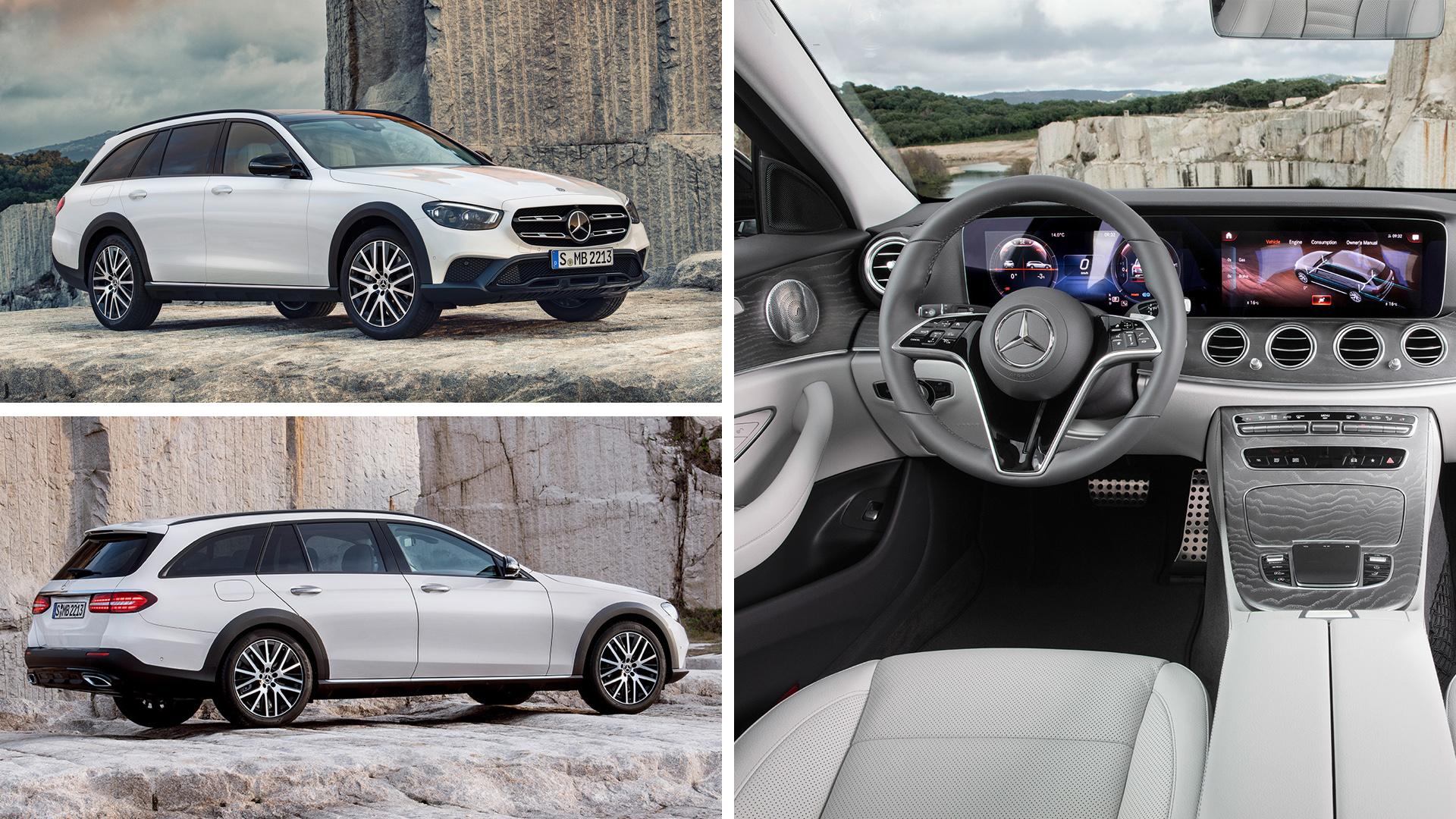 Mercedes-Benz e-class 2021 all-terrain